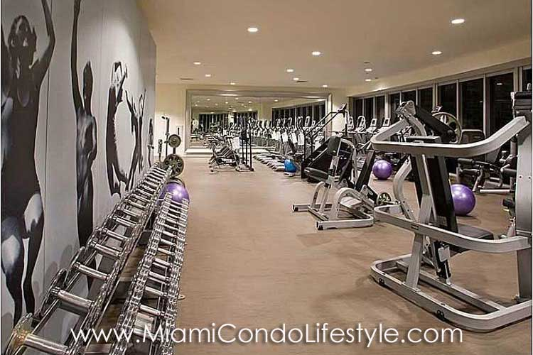 ICON Brickell Two Gimnasio