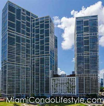 ICON Brickell Two, 495 Brickell Avenue, Miami, Florida, 33131