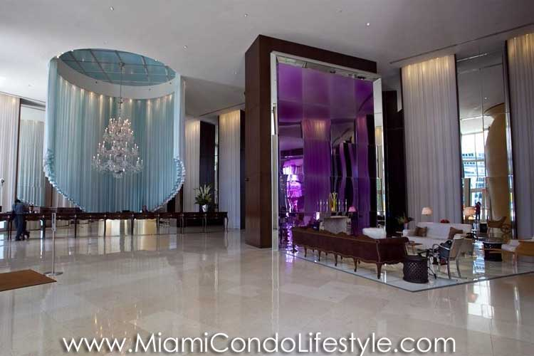 Icon South Beach Lobby