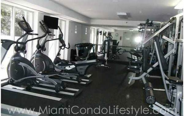 Imperial at Brickell Gimnasio
