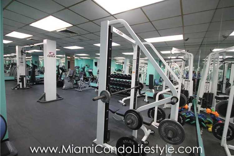 Imperial House Fitness Center