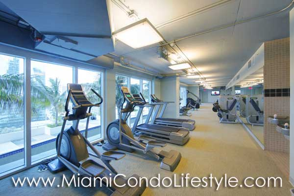 Infinity at Brickell Fitness Center