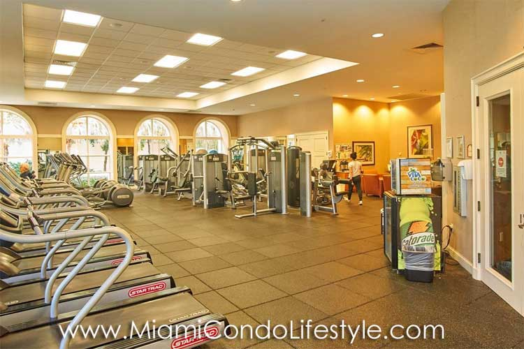 Ocean Club - Lake Tower Fitness Center