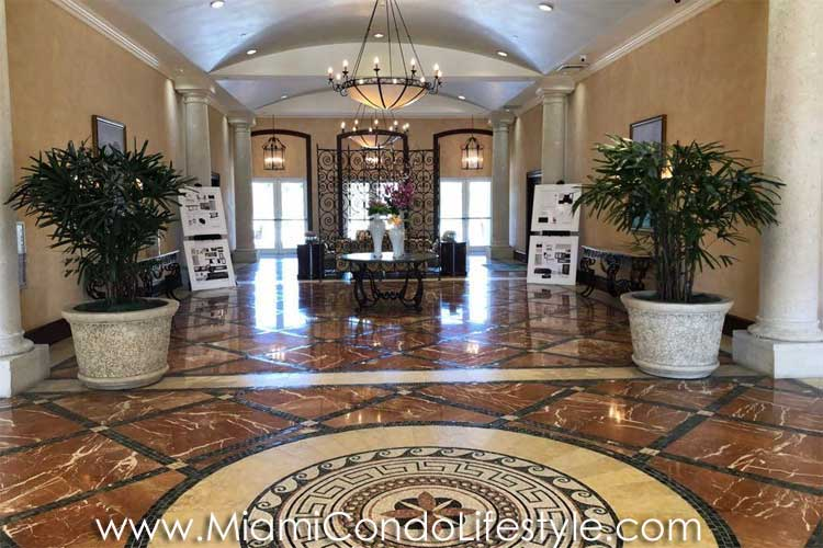 Ocean Club - Lake Tower Lobby