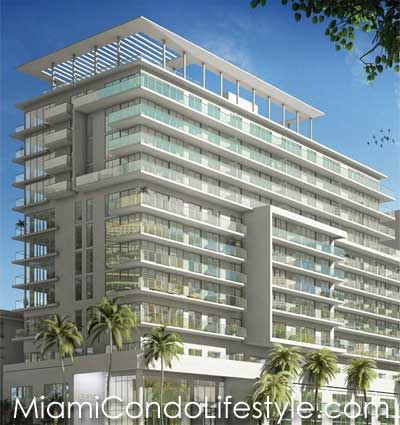 Le Parc at Brickell, 1600 SW 1st Avenue, Miami, Florida, 33129