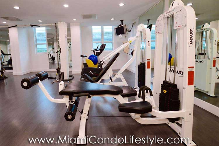 Loft Downtown I Fitness Center