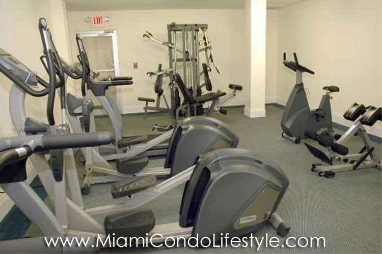 Lofts at Mayfair Gimnasio