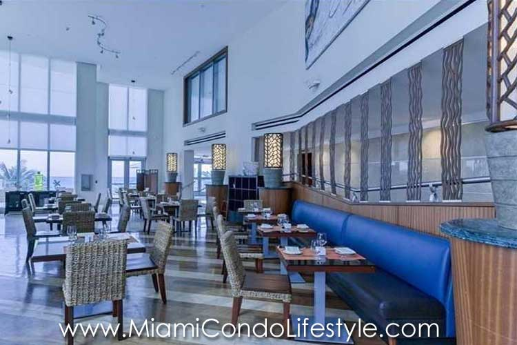 M Residences Marenas Resort Restaurante