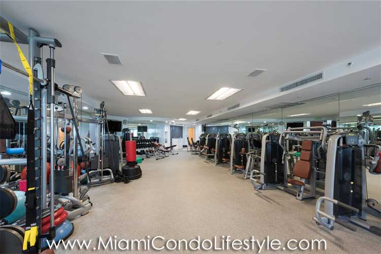 Majestic Tower Fitness Center