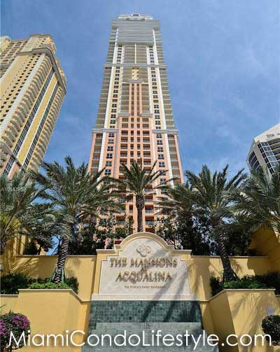 Mansions at Acqualina, 17749 Collins Avenue, Sunny Isles , Florida, 33180