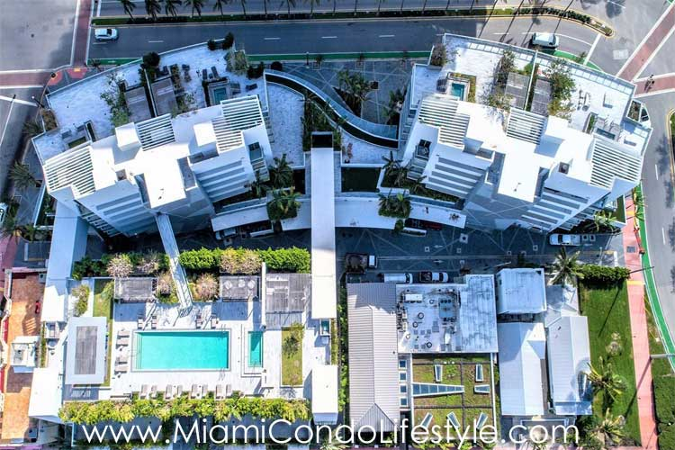 Marea South Beach Aerial