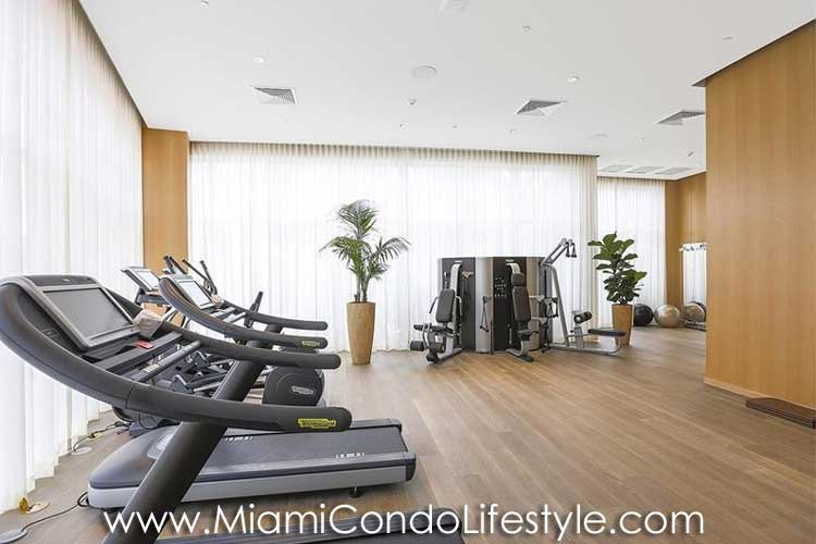 Marea South Beach Fitness Center