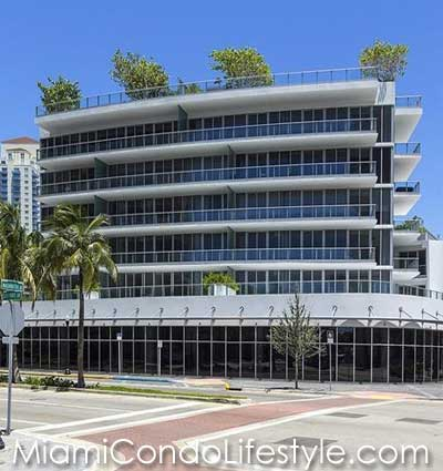 Marea South Beach, 801 South Pointe Drive, Miami Beach, Florida, 33139