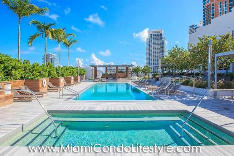 Marea South Beach Pool