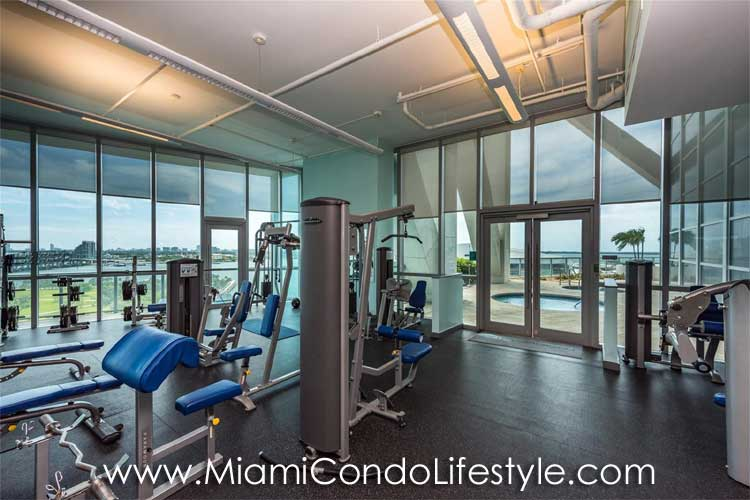 Marina Blue Fitness Center