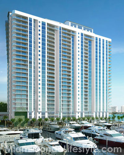 Marina Palms, 17301 & 17111 Biscayne Blvd, North Miami Beach, Florida,33162