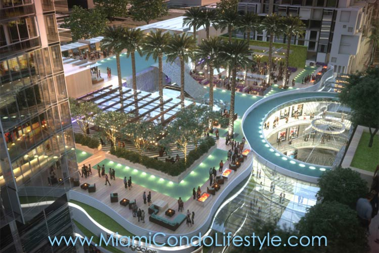 Paramount Miami Worldcenter Shopping Mall