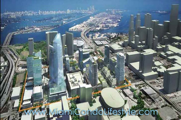 Paramount Miami Worldcenter Eastview