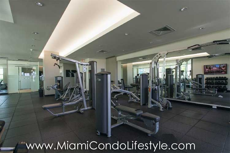 Midtown Four Gimnasio