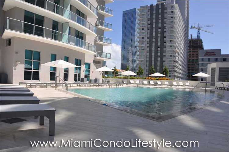 Millecento Residences Piscina
