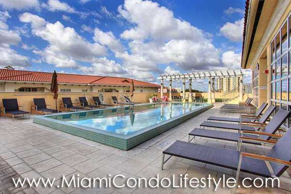 Minorca Coral Gables Swimming Pool