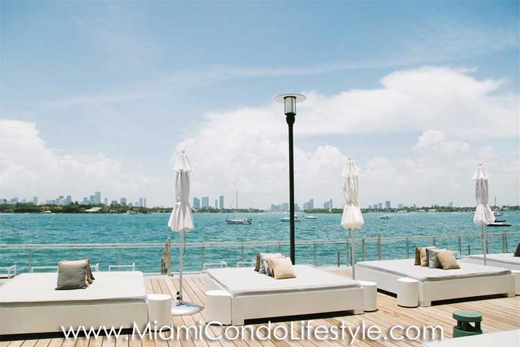 Mondrian South Beach Deck