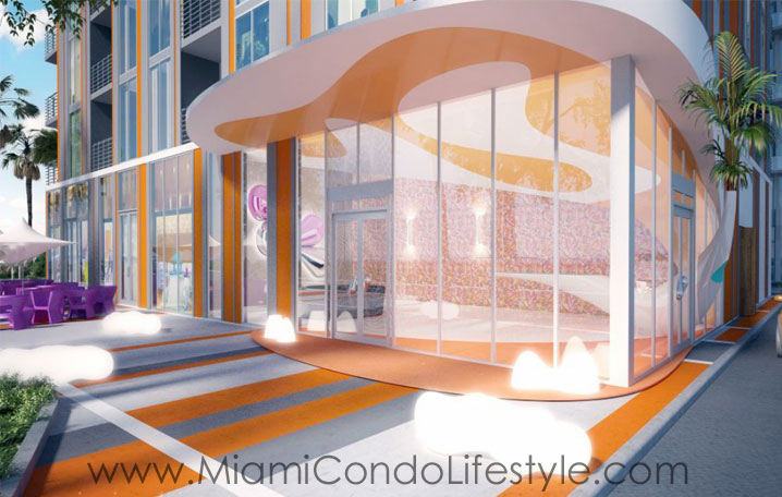 My Brickell Entry