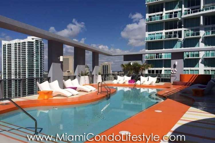 My Brickell Pool