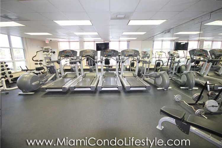 Mystic Pointe 100 Fitness Center