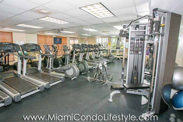 Mystic Pointe 200 Fitness Center