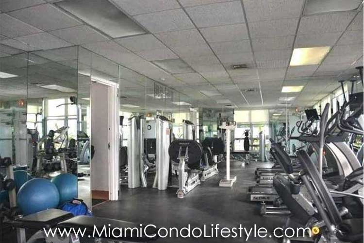 Mystic Pointe 300 Fitness Center