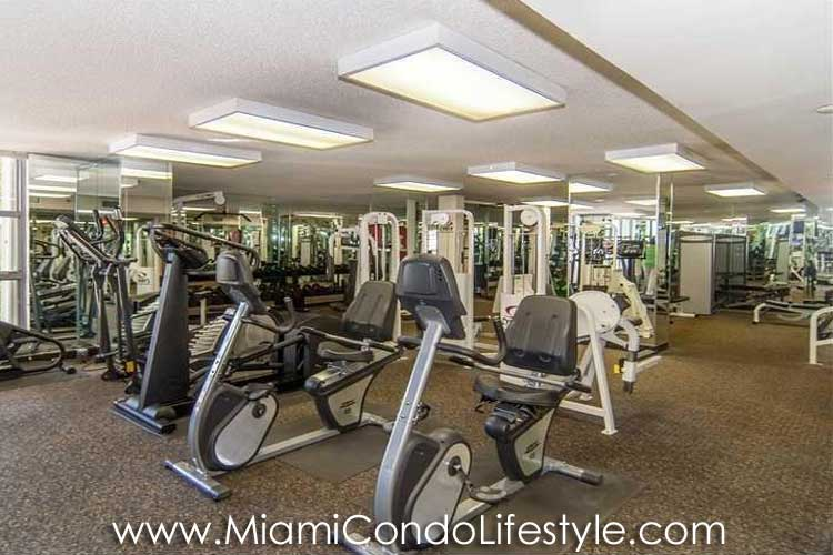 Mystic Pointe 400 Fitness Center
