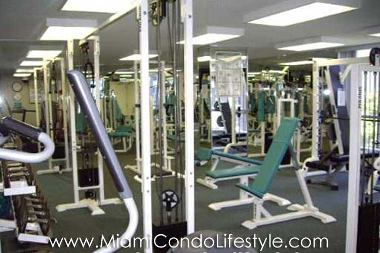 Mystic Pointe 500 Fitness Center