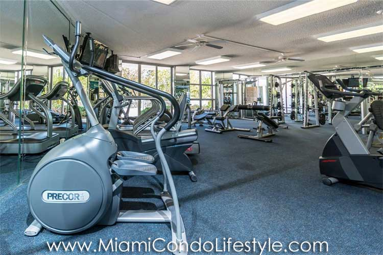 Mystic Pointe 600 Fitness Center