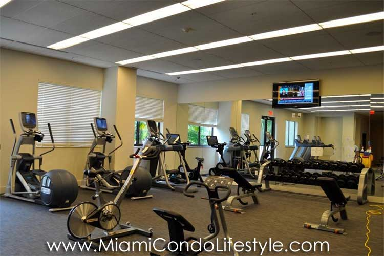 NINE Mary Brickell Village Fitness Center