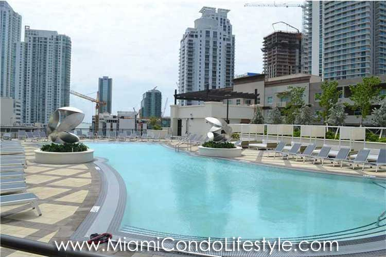 NINE Mary Brickell Village Pool