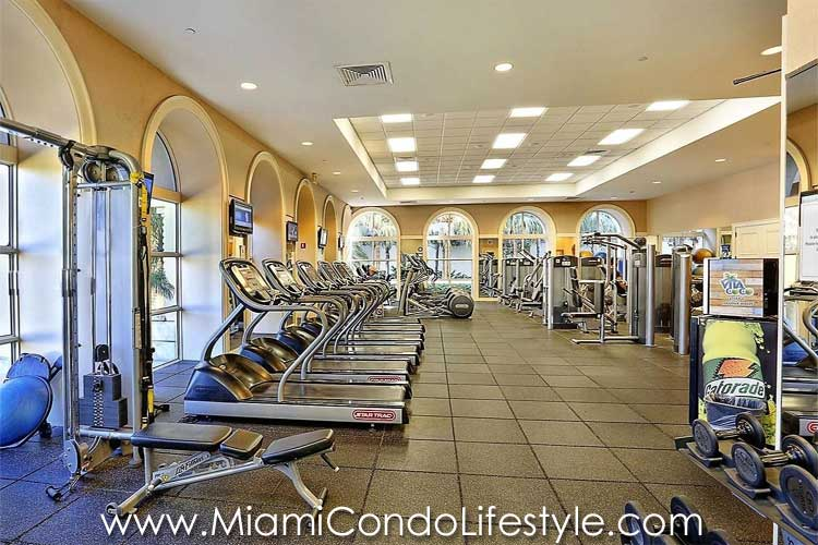 Ocean Club Resort Villas Fitness Center