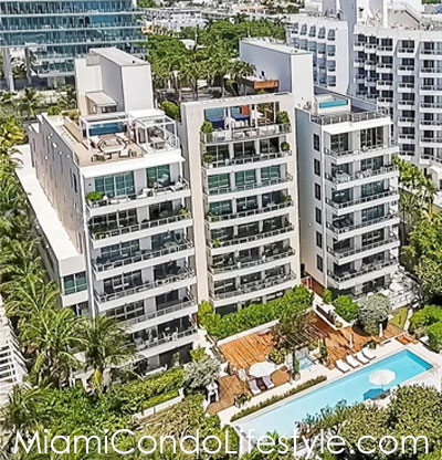 Ocean House, 125 Ocean Drive, Miami Beach, Florida, 33139