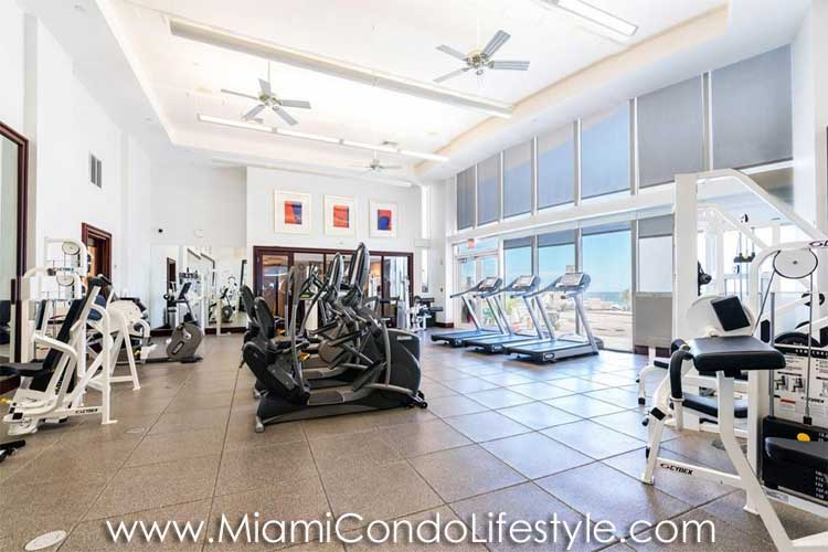 Ocean Three Gimnasio