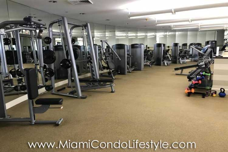Ocean One Fitness Center