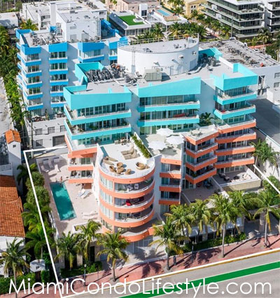 Ocean Place, 225 Collins Avenue, Miami Beach, Florida, 33139