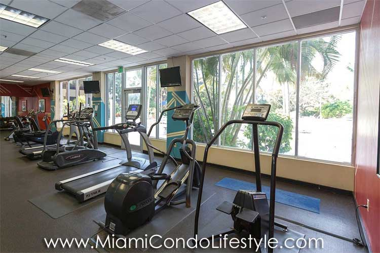 Ocean View Fitness Center
