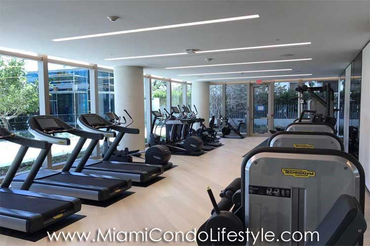 Oceana Bal Harbour Fitness Center