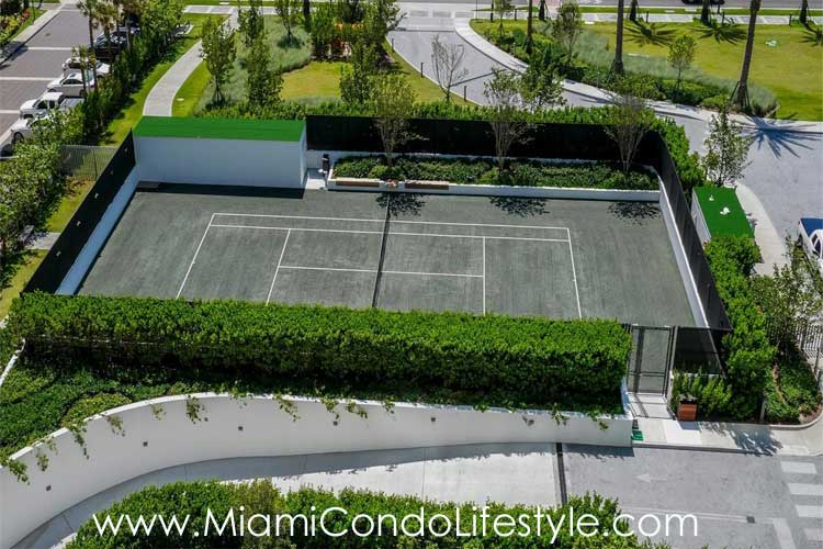 Oceana Bal Harbour Tennis