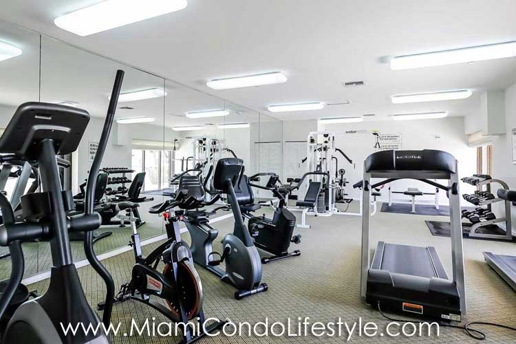 Oceanfront Plaza Fitness Center