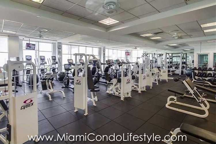 Oceania I Fitness Center