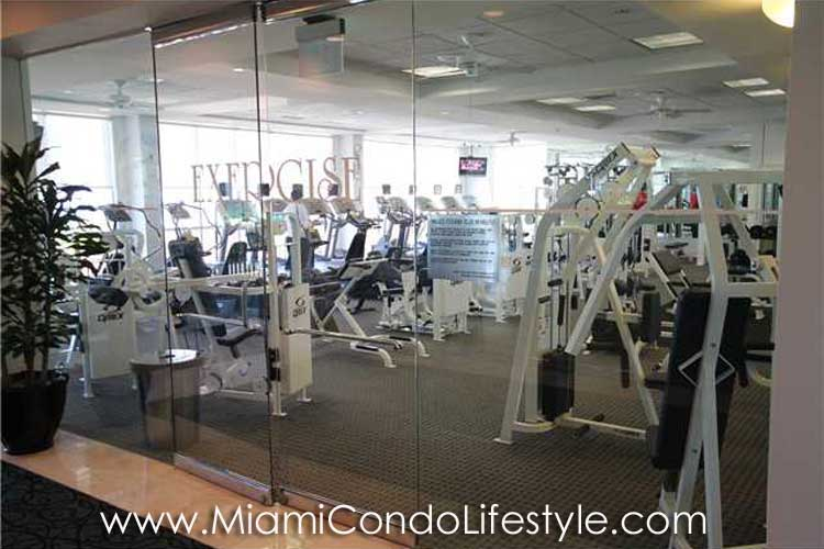 Oceania III Fitness Center