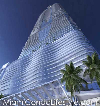 Okan Tower, 555 N Miami Avenue, Miami, Florida, 33132