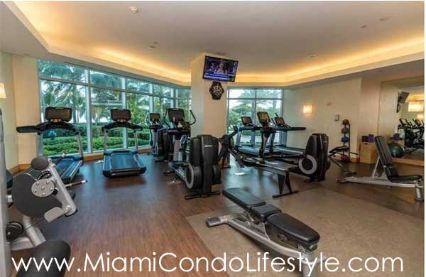 One Bal Harbour Fitness Center