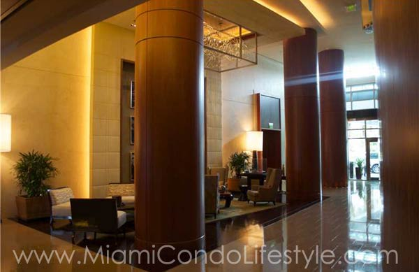 One Bal Harbour Lobby